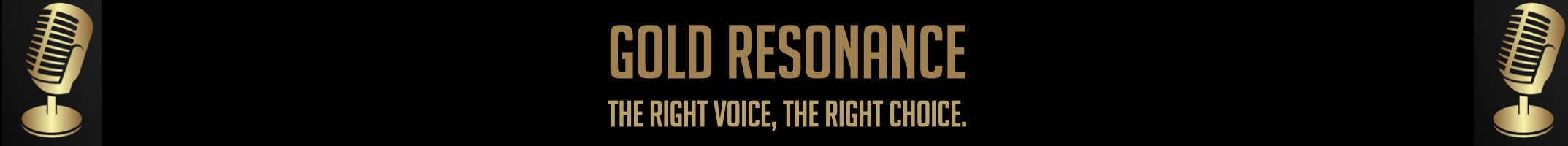 Gold Resonance – V.O Services